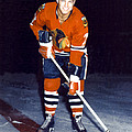 Bobby Hull by Retro Images Archive