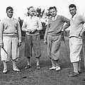Bobby Jones And Friends by Underwood Archives