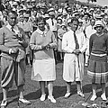 Bobby Jones At Pasatiempo by Underwood Archives