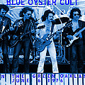 Boc #103 In Blue With Text by Ben Upham