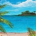 Boca Chica Beach by Anastasiya Malakhova