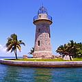 Boca Chita Lighthouse by Carey Chen