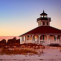 Boca Grande Lighthouse - Florida by Nikolyn McDonald