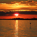 Bodensee  Island Sunset by Colette V Hera  Guggenheim