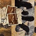 Bodhisattva 1952 by Carol Leigh