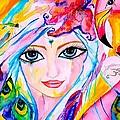 Bodhisattva by Marley Art
