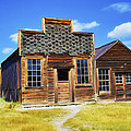 Bodie Barbershop And Store by Doug Holck