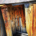 Bodie Decaying Privy by Doug Holck