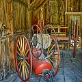 Bodie Fire Dept Water Pumper Img 7310 by Greg Kluempers