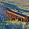 Bodie Hillside Ruins by Joseph Coulombe