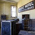 Bodie Hotel by Crystal Nederman