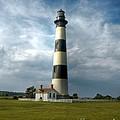 Bodie Island Lighthouse 2 by Mel Steinhauer