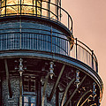 Bodie Island Lighthouse Close-up by Dan Waters
