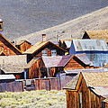 Bodie Rooftops by Doug Holck