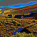 Bodie Sunset by Joseph Coulombe