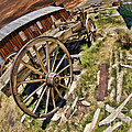 Bodie Wagon by Blake Richards