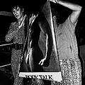 Body Talk Poster Prize Jello Wrestling Contest Gay Bar Tucson Arizona July 4th 1992 by David Lee Guss