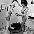 Body Wrap Exercise by Underwood Archives