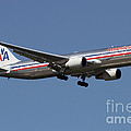 Boeing 767 Of American Airlines by Luca Nicolotti