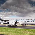 Boeing Dreamliner 787 by Puget  Exposure