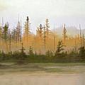 Bog Out Back by Bruce Richardson