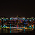 Bogdan Khmelnitsky Bridge Over The Moscow River - Featured 3 by Alexander Senin