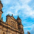 Bogota Cathedral Front by Jess Kraft