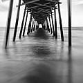 Bogue Inlet Fishing Pier #2 by Ben Shields