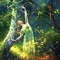 Bohemian Dancer Fantasy by Georgiana Romanovna