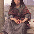 Bohemian by William Bouguereau