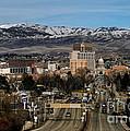 Boise Idaho by Robert Bales