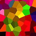 Bold And Colorful Phone Case Artwork Designs By Carole Spandau Cbs Art Exclusives 107  by Carole Spandau