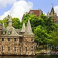 Boldt Castle by Brenda Kean