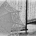 Boldt Castle Umbrella by Tony Cooper