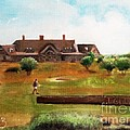 Bolingbrook Golf Club by Maria Leah Comillas