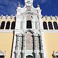 Bolivar Palace Panama City by James Brunker