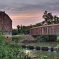 Burfordville Mill by Larry Braun
