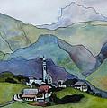 Bolzano by Samantha Boyce