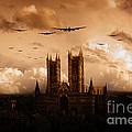 Bomber Country  by J Biggadike