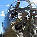 Bomber's Cockpit by Cindy Manero