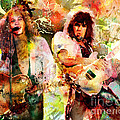 Bon Jovi Original  by Ryan Rock Artist