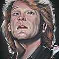 Bon Jovi by Peter Suhocke