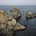 Bonavista Rocks by David Stone
