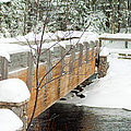 Bond Falls Bridge by Optical Playground By MP Ray