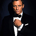 Bond - Portrait by Paul Tagliamonte