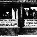Bone Dry In June - Prohibition Sale by Bill Cannon