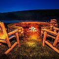 Bonfire by Alexey Stiop