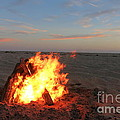 Bonfire by Chris Keeler