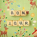 Bonjour by Mable Tan