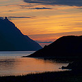 Bonne Bay Sunset by David Stone